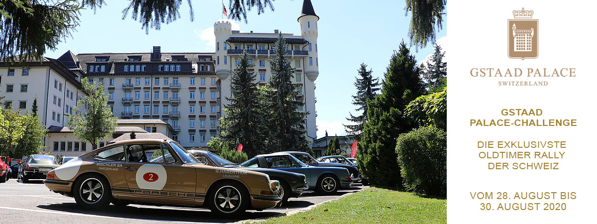 GSTAAD PALACE-CHALLENGE