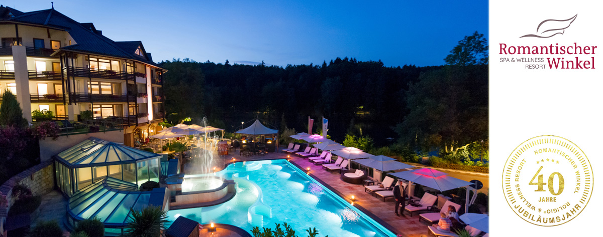Romantischer Winkel - SPA & Wellness-Resort